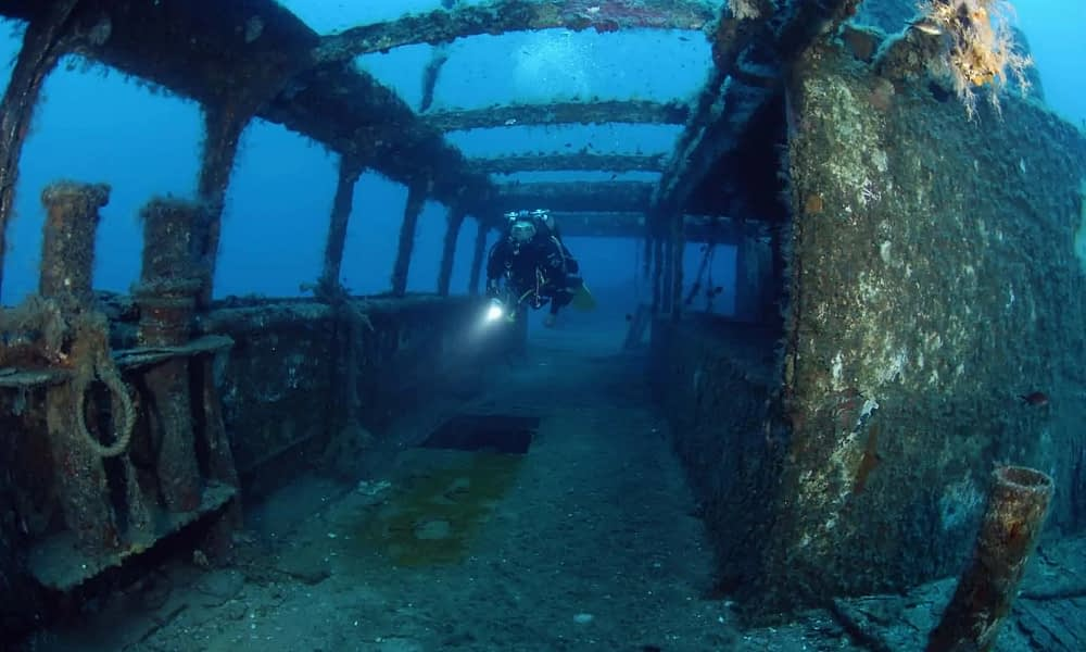 Sunny Malta – great diving and room only flexibility
